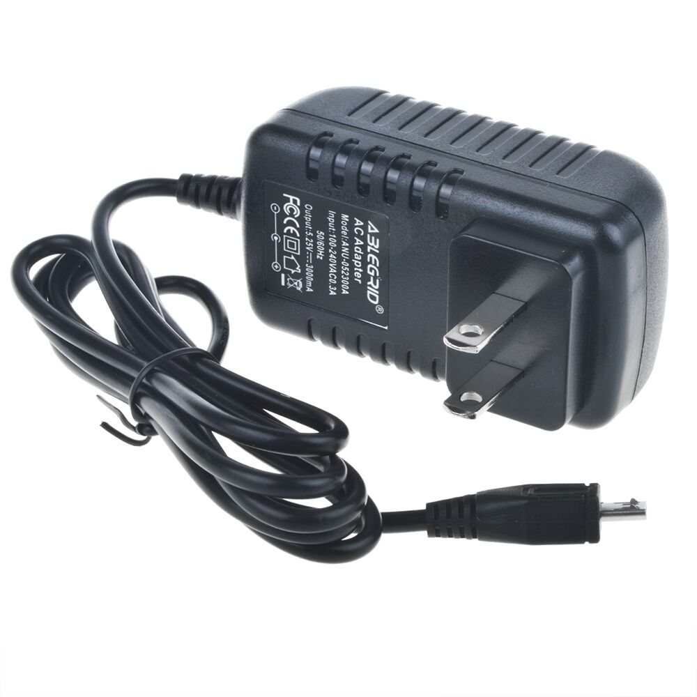 AC Adapter Charger for HP Google Chromebook 11 G1 G2 Micro USB 5.25V 3A Power
