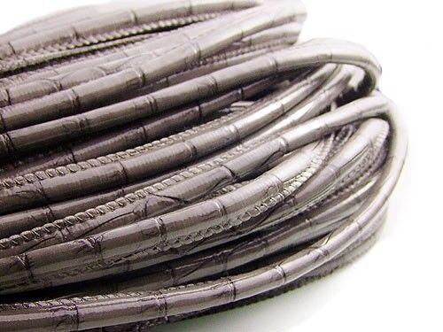Cosido Imitación Cuero Cable De 8 Mm Color Disponible Para Hacer Pulseras De Cuero