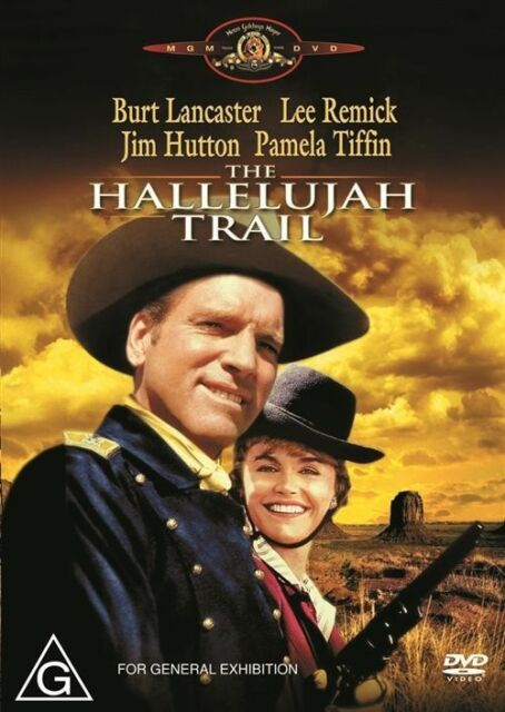 The Hallelujah Trail (DVD, 2008) Burt Lancaster