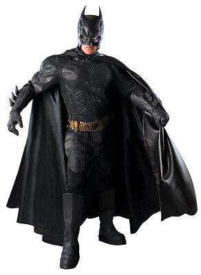 BATMAN Grand Heritage Costume Dark Knight Collector suit cosplay fancy suit