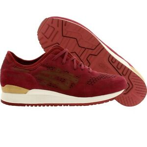 d021cccfe42a4 NEW* ASICS TIGER GEL-LYTE III LC H5E3L UNISEX SHOES BURGUNDY NEW IN ...