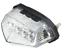 12V-Motorcycle-11-LED-Running-License-Plate-Tail-Indicator-Brake-RedLight thumbnail 1