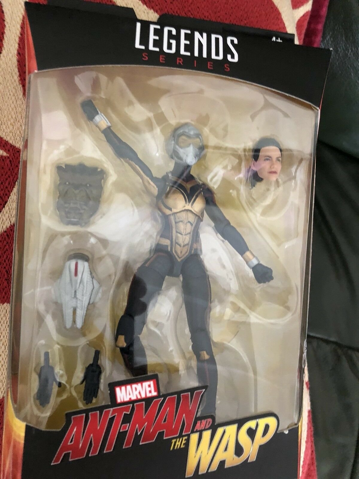 Marvel Legends Ant-Man and the Wasp   Marvel's Wasp  Figure Set