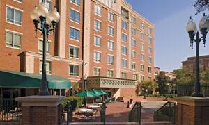 Wyndham Old Town Alexandria, Virginia - 2 BR DLX - Apr 19 - 23 (4 NTS)