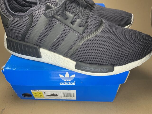 pretty nice 5d01f b0aac Adidas NMD R1 Runner Core Black 3M Reflective Boost BNWB s79165