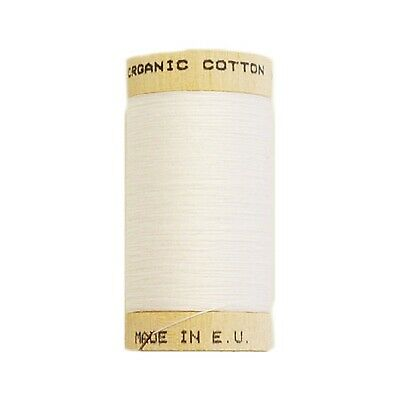 Scanfil Organic Thread 100 Metre Spool 5 Spool Offer 100/% Organic Cotton