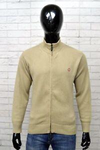Maglione-MURPHY-amp-NYE-Uomo-Taglia-Size-S-Pullover-Cardigan-Sweater-Beige-Man