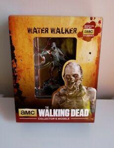"""Eaglemoss TWD #9 WATER WALKER The Walking Dead Collectors Models 3.5"""" Figure NEW"""