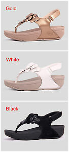 3596318f8c2ef New Fitflop Woman fashion Body sculpting flip-flops 3 colors US Size ...