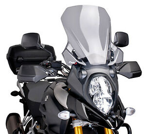 PUIG-2014-2015-Suzuki-DL1000-V-Strom-TOURING-WINDSCREEN-LT-SMOKE-7229H