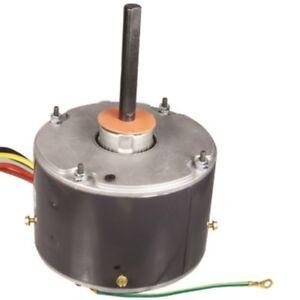 Packard 63382 condenser fan motor replacement rheem single for Hvac fan motor replacement