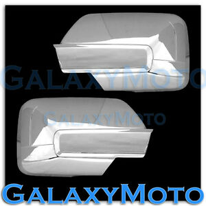 07-14-FORD-EXPEDITION-Chrome-plated-Full-ABS-Mirror-Cover-a-pair