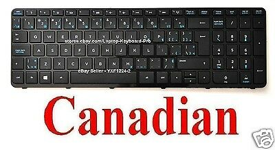 Keyboard for HP Pavilion 15-n060ca 15-n084ca 15-n213ca 15-n220ca 15-n230ca