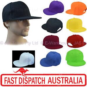 Snapback-Snap-Back-Hip-Hop-Team-Building-Flat-Peak-Visor-Baseball-Cap-Hat