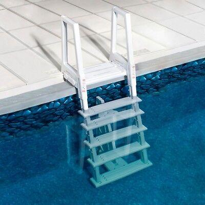 "Intex Swimming Pool Ladder Rung for Easy Set Pool 15x48/"" Ladder"