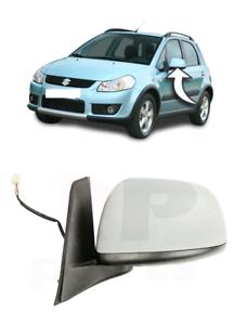 Per-Suzuki-SX4-06-13-Nuovo-Specchietto-Laterale-Elettrico-Riscaldato-SX-E-S-LHD