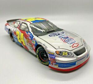 2003-LE-Jeff-Gordon-24-DuPont-Wright-Brothers-Action-NASCAR-1-24-SC-Replica