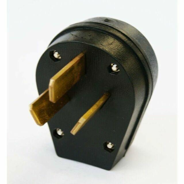 50 Amp Replacement RV Welder 220 Volt Plug 3 Prong ...