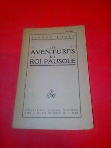 Pierre-Lou-s-Les-aventures-du-Roi-Pausole-Albin-Michel-1946