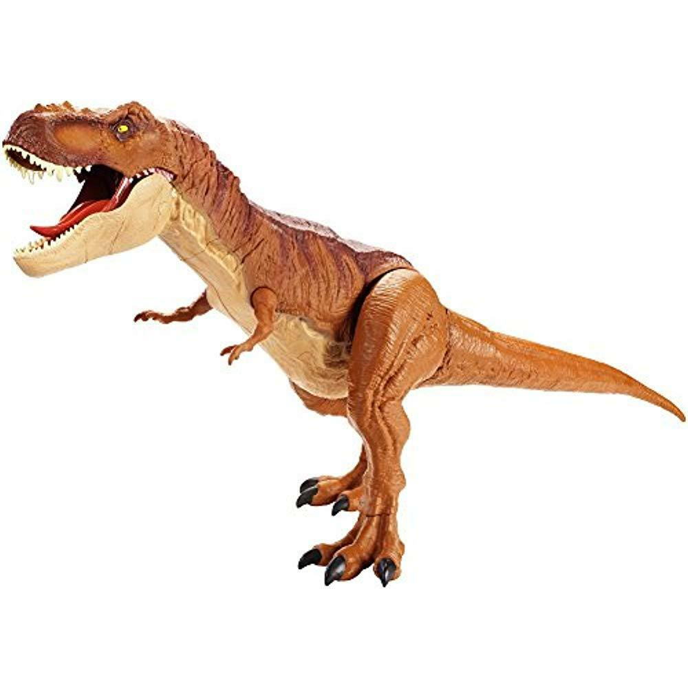 Action Figures & Statues Jurassic World Super Colossal Tyrannosaurus Rex