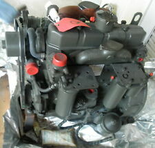 Hercules White D198 Diesel 4 Cylinder Engine Military Old