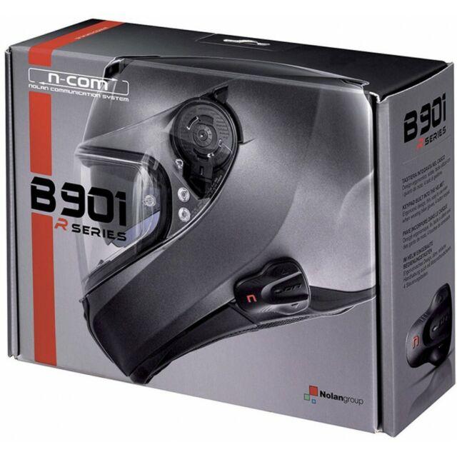 BLUETOOTH PER CASCO NOLAN N-COM B901 R VERSIONE SINGOLO
