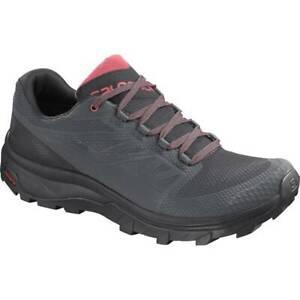 Details zu Salomon Damen Outdoor Schuhe OUTline GTX (L40947300) in Anthrazit Pink NEU!!!