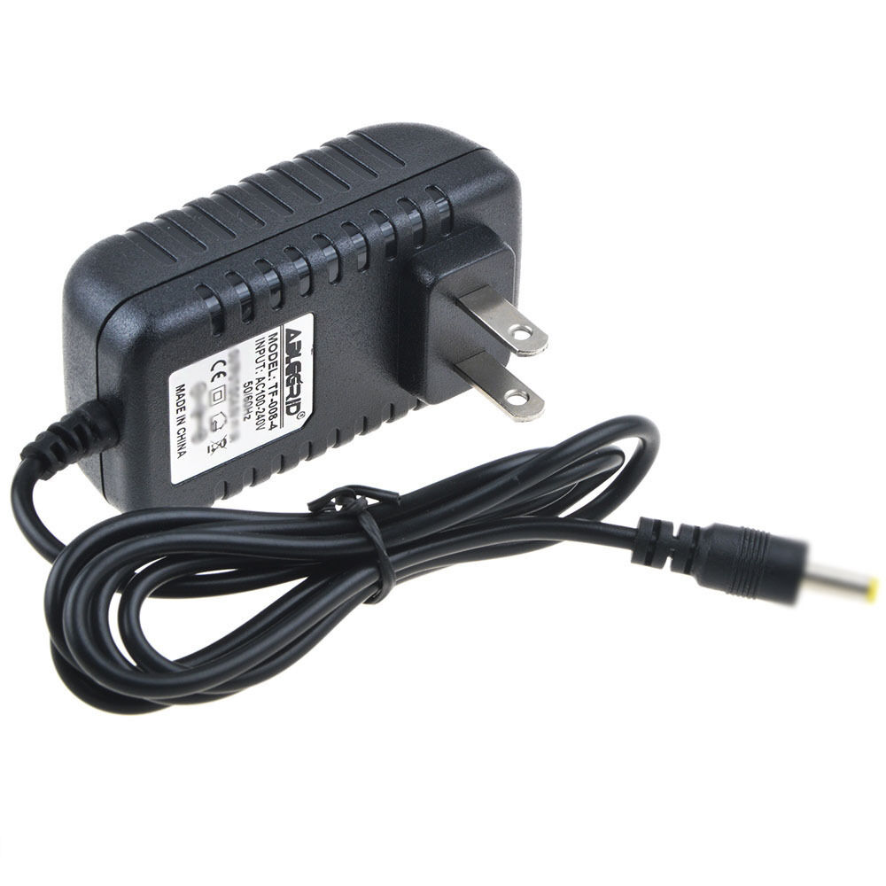 DC Adapter Power for Ryobi HP41L HP41LK Lithium 4V Screw Driver Batt 720217003