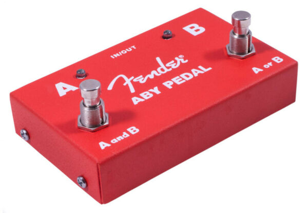 fender 2 switch aby guitar pedal for sale online ebay. Black Bedroom Furniture Sets. Home Design Ideas