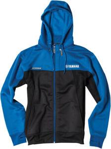 Factory-Effex-Licensed-Yamaha-Tracker-Jacket-Blue-Black-Mens-All-Sizes