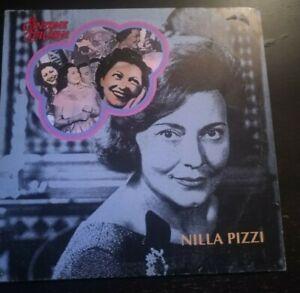 NILLA PIZZI LA CANZONE ITALIANA*1982 - DISCO VINILE 33 GIRI* N.199