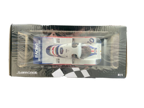 "1:18 Minichamps /""Porsche 956K/"" Limited Edition by Raceface-Modelcars"