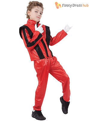 7-9 years// Medium Michael Jackson Thriller jacket ™ for boys