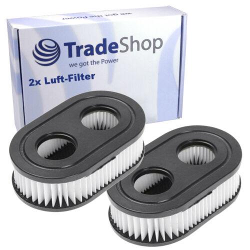 2x aria-Filtro per Briggs /& Stratton 09p702-0078-h1 09p702-0079-h1 09p702-0080-h7