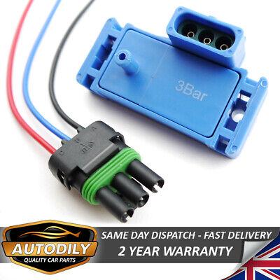 Subaru SAAB 12223861 Vauxhall Motec GM Type 3 Bar Map Sensor Boost