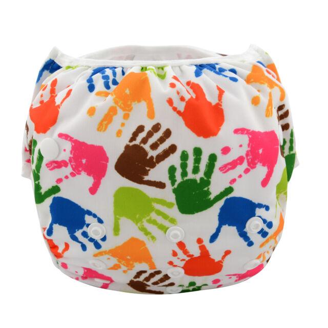 Alva Baby Boy Swim Diaper Washable Reusable Breathable Pool Cover