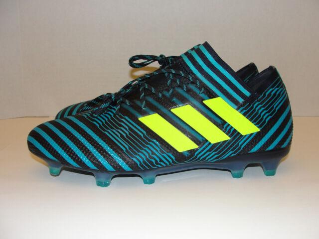 adidas soccer shoes Nemeziz 17.1 FG blueblack Internet