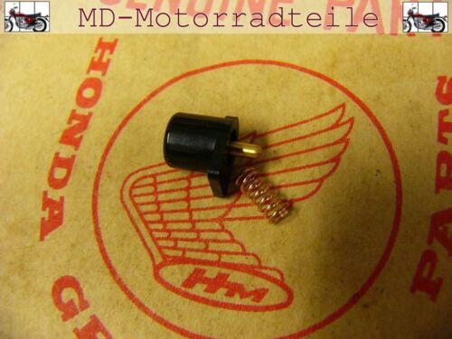 Honda CB 750 cuatro k0 k1 k2 Starter botón con resorte button Spring cuerno push incl
