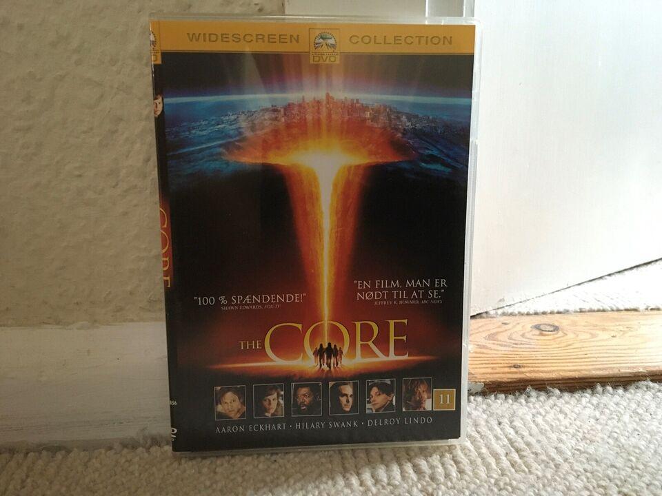 THE CORE, instruktør JON AMIEL, DVD