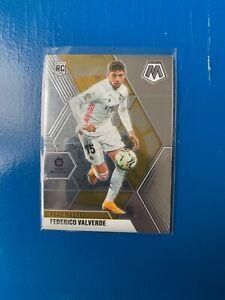 Panini Mosaic La Liga 2020/21 Federico Valverde Real Madrid ROOKIE Base Card