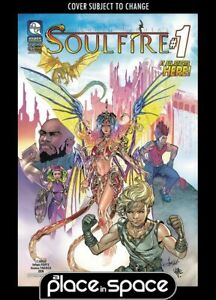 Soulfire Volume 8 1A NM Stock Image