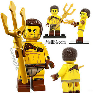 Lego Minifigure Series 17 Roman Gladiator