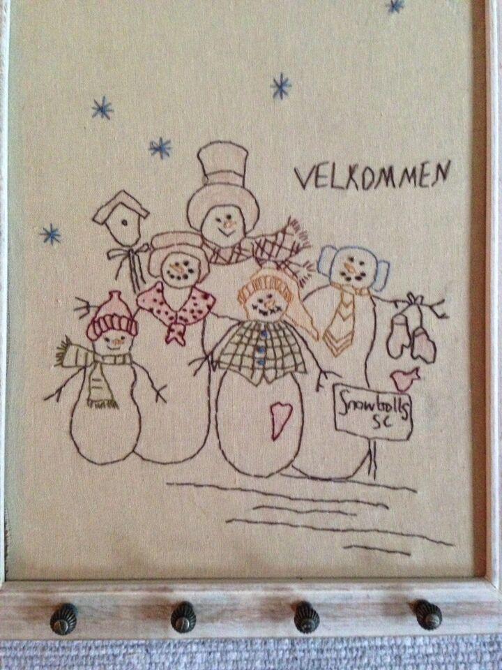 Jule-knagerække, 1960'erne