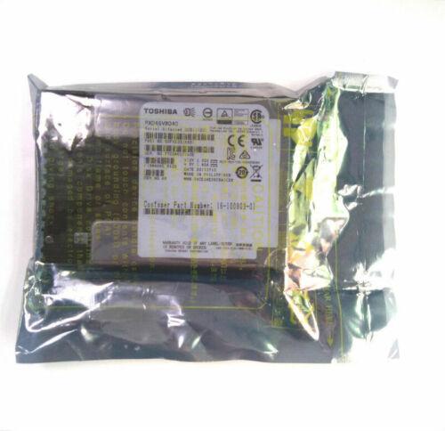 """Toshiba 400GB 2.5/"""" SAS SSD PX04SVB040 19nm eMLC FBGA-152 SSD DC17 SAS 12Gb//s"""