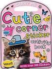 Carry-Me: Cutie Corner Sticker Activity Book by Thomas Nelson (Paperback / softback, 2011)