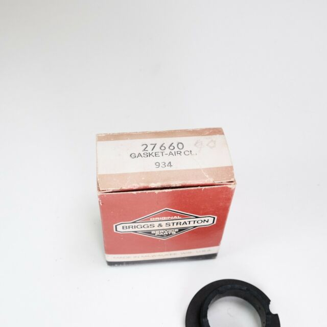 Briggs and Stratton 27660 080500-0198-99 Vert Replacement Air Cleaner Gasket