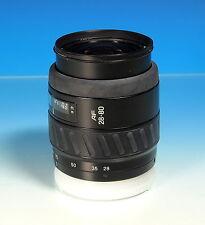 Minolta AF 28-80mm/1:4(22)-5.6 Objektiv lens für Minolta AF/Sony - (101902)