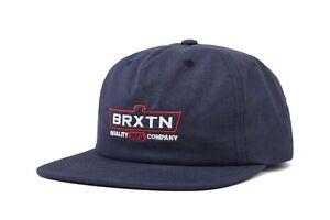 BRIXTON-CRUSS-SNAPBACK-CAP-NEU-NAVY-BRIXTON-SUPPLY