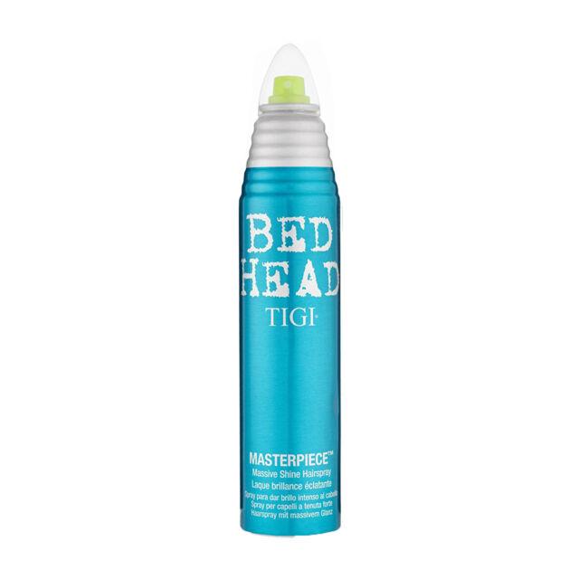 TIGI Bed Head MASTERPIECE Hair Spray Massive Shine HAIRSPRAY - 340ml