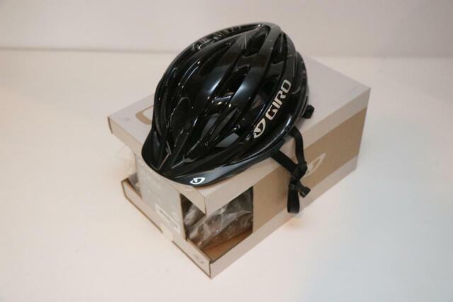 Giro Verona Women/'s Road Bike Helmet Black Universal Fit Visor Adjustable Small